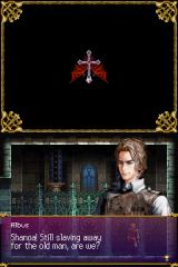 Castlevania: Order of Ecclesia Nintendo DS Caught up with Albus, who mocks me, and in the best villain tradition promptly escapes.