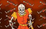 Dragon's Lair: Escape from Singe's Castle DOS Our hero is dead...
