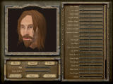 Mount&Blade Windows Determine the appearance of your hero.