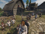 Mount&Blade Windows Try to raid an entire village and the farmers will protest.
