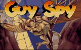 Guy Spy and the Crystals of Armageddon Atari ST Title screen