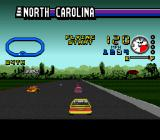 ESPN Speed World SNES Flying start
