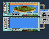 Spy vs. Spy: The Island Caper Amiga The spies are landing