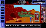 Bill & Ted's Excellent Adventure DOS What's a calculator doing in one million B.C ? (MCGA/VGA)