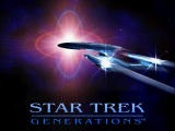 Star Trek: Generations Windows Title screen