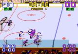Mario Lemieux Hockey Genesis Skating out to the center of the ice