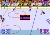 Mario Lemieux Hockey Genesis Penalty being called