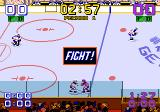 Mario Lemieux Hockey Genesis A fight breaks out