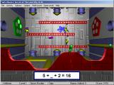 Math Blaster: Episode 2 - Secret of the Lost City Windows They can retaliate though.
