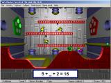 Math Blaster: Episode 2 - Secret of the Lost City Windows Blaster down!