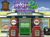 Little Shop of Treasures 2 Windows Main menu
