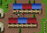 Phantasy Star IV Genesis Nice village