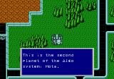 Phantasy Star II Genesis Intro