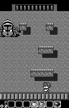 Rainbow Islands: Putty's Party WonderSwan Insect Island's big boss...
