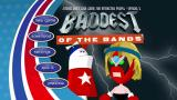 Strong Bad's Cool Game for Attractive People: Episode 3 - Baddest of the Bands Windows Title Screen