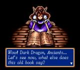 Shining Force Genesis Starting the game with the saving girl