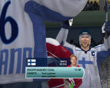 NHL 09 Windows Saku Koivu gets shorthanded goal.