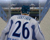 NHL 09 Windows Players arrive at the arena.