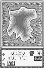 Fishing Freaks: BassRise for WonderSwan WonderSwan A different area