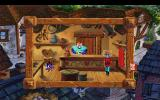 King's Quest V: Absence Makes the Heart Go Yonder! DOS Inside the toy shop. (CDROM version) (VGA)