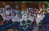 King's Quest V: Absence Makes the Heart Go Yonder! DOS A village. (CDROM version) (VGA)