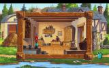 King's Quest V: Absence Makes the Heart Go Yonder! DOS The inn's kitchen. (CDROM version) (VGA)