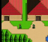 Shining Force II Genesis In a village