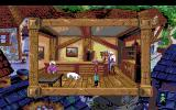 King's Quest V: Absence Makes the Heart Go Yonder! Amiga In the shoe shop.