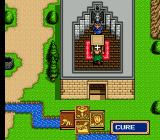 Shining Force II Genesis The priest can perform multiple services