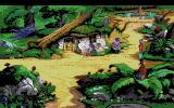 King's Quest V: Absence Makes the Heart Go Yonder! Amiga The gnomes house.