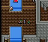 Shining Force II Genesis In a castle