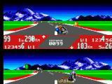 GP Rider SEGA Master System That blue guy took me out. Now that's gotta hurt.