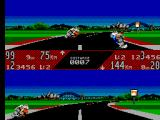 GP Rider SEGA Master System Racing on the Australian track in the wet. Just made an excellent pass to take 8th from Wayne.