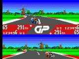 GP Rider SEGA Master System Now what is Holland without the windmills?