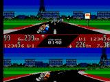 GP Rider SEGA Master System Or France without the Eiffel Tower?
