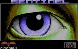The Sentry Commodore 64 Loading screen
