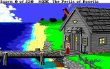 King's Quest IV: The Perils of Rosella Amiga The fisherman's home.