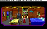 King's Quest IV: The Perils of Rosella Amiga Inside of the fisherman's home.