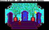 King's Quest IV: The Perils of Rosella Amiga Inside of Genesta's palace.
