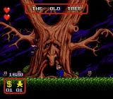 The Addams Family Genesis Old tree