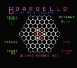 Boardello MSX Loading Screen
