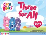 Three for All Browser Title screen