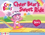 Cheer Bear's Sweet Ride Browser The title screen