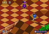 Sonic 3D Blast Genesis An enemy