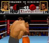 Boxing Legends of the Ring SNES Locking up.