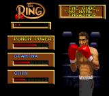 Boxing Legends of the Ring SNES Training between a fight allows a small gain in attributes.