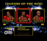 Boxing Legends of the Ring SNES Some of the legends of the ring
