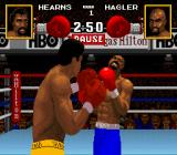 Boxing Legends of the Ring SNES Hearns vs. Hagler