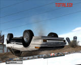 Need for Speed: ProStreet Windows Car crashed.