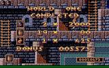 Gods Atari ST Level complete!